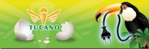 logotipo bicicletas electricas Tucano